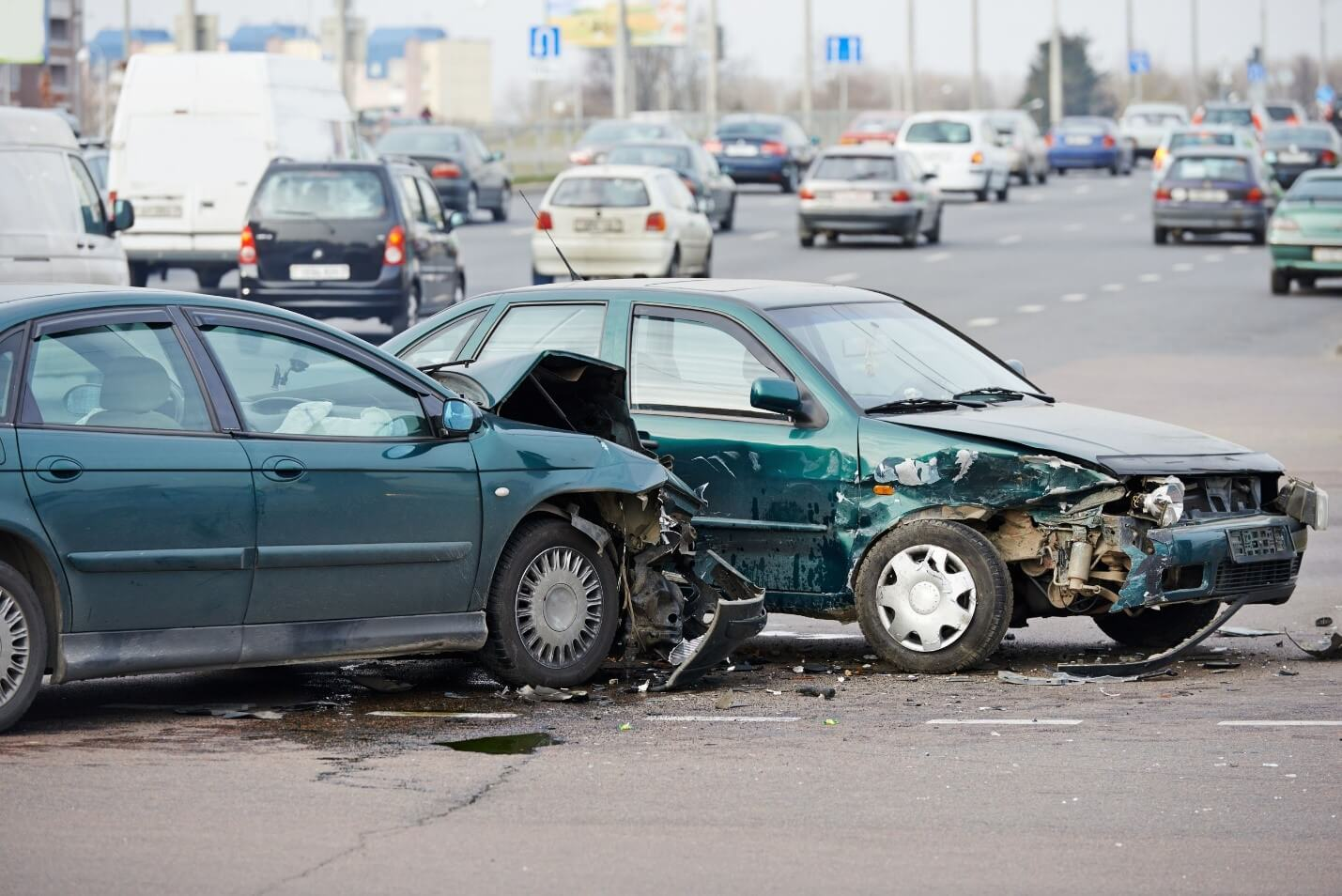 The Rules – and Your Rights – after Getting into a Texas Car Crash