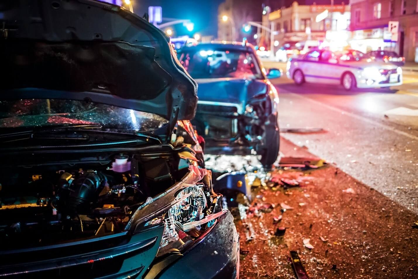 Watch Out for Drunk Drivers over the Holidays