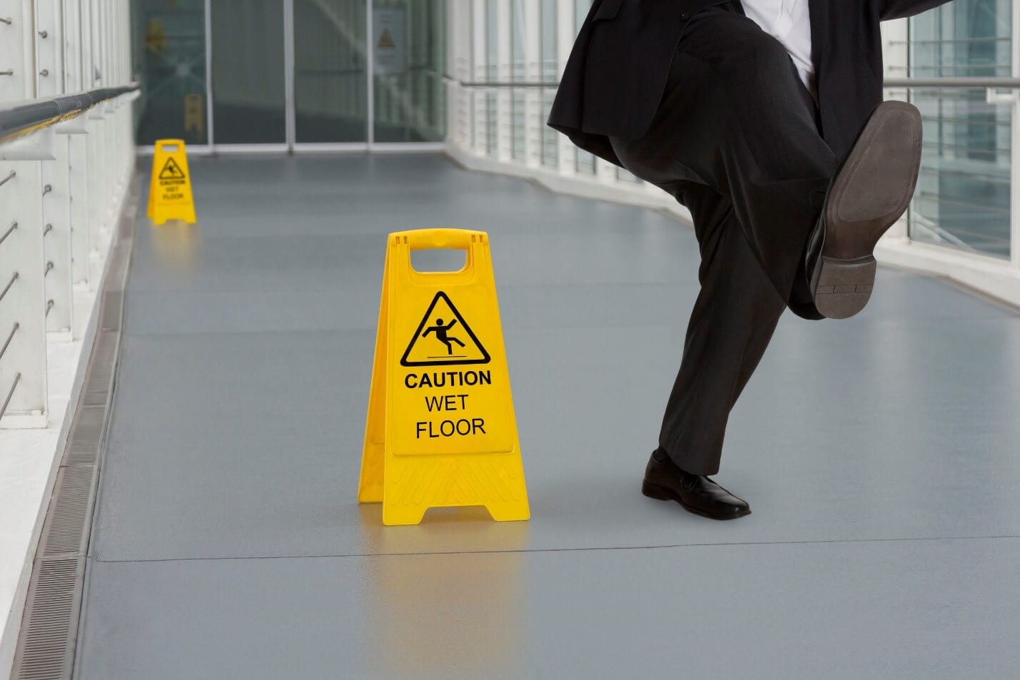 What to Expect If You're Considering a Texas Slip and Fall Lawsuit