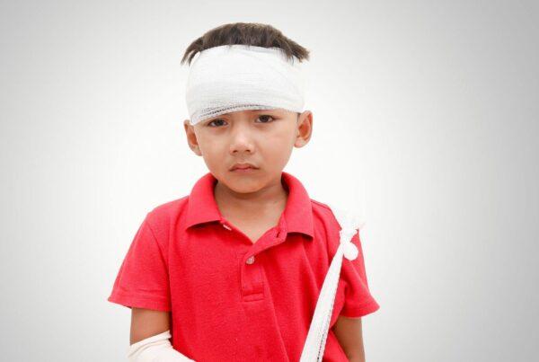 Common Ways That Kids in Texas Get Injured