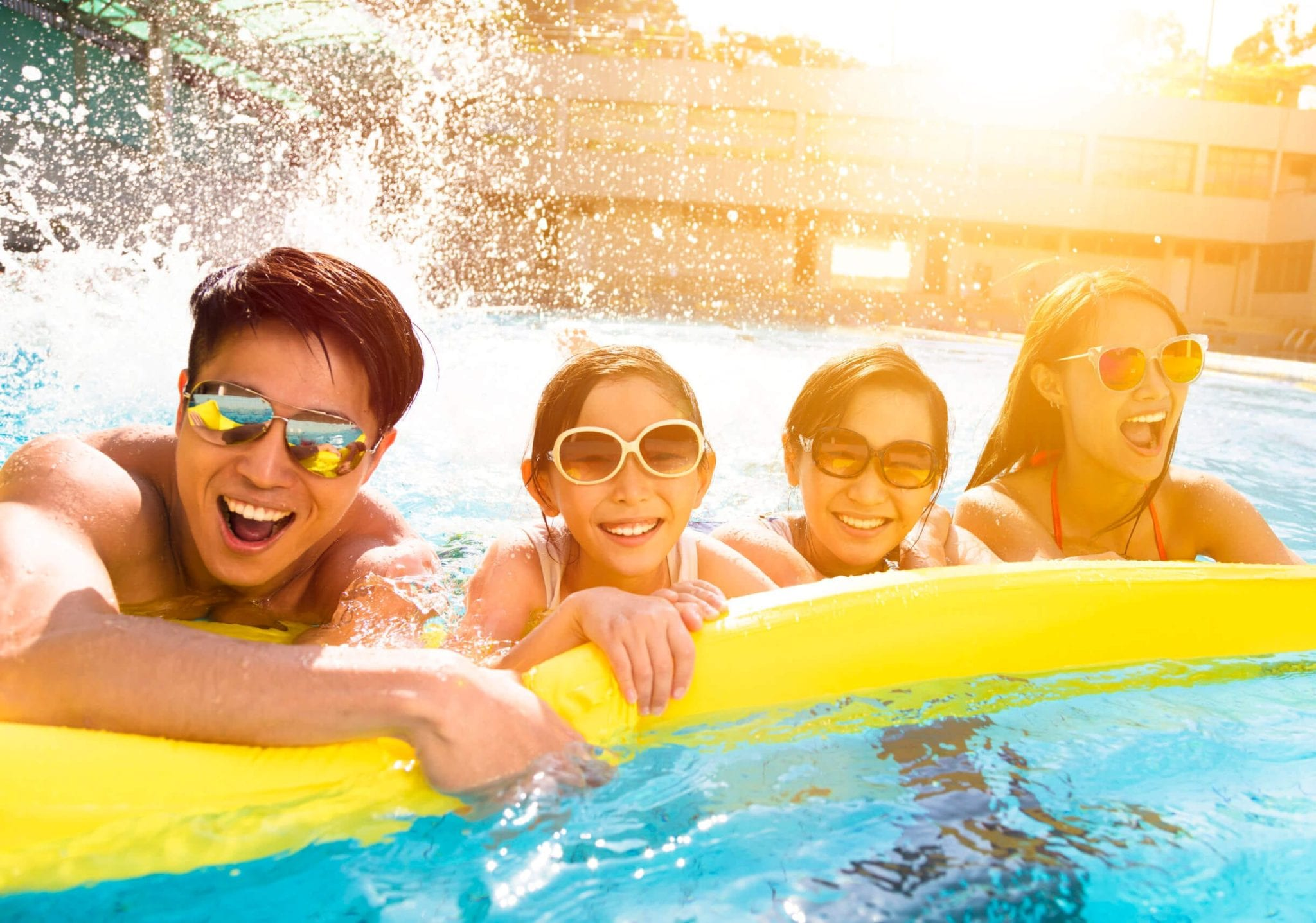 Why So Many Texans Get Hurt in and Around Swimming Pools