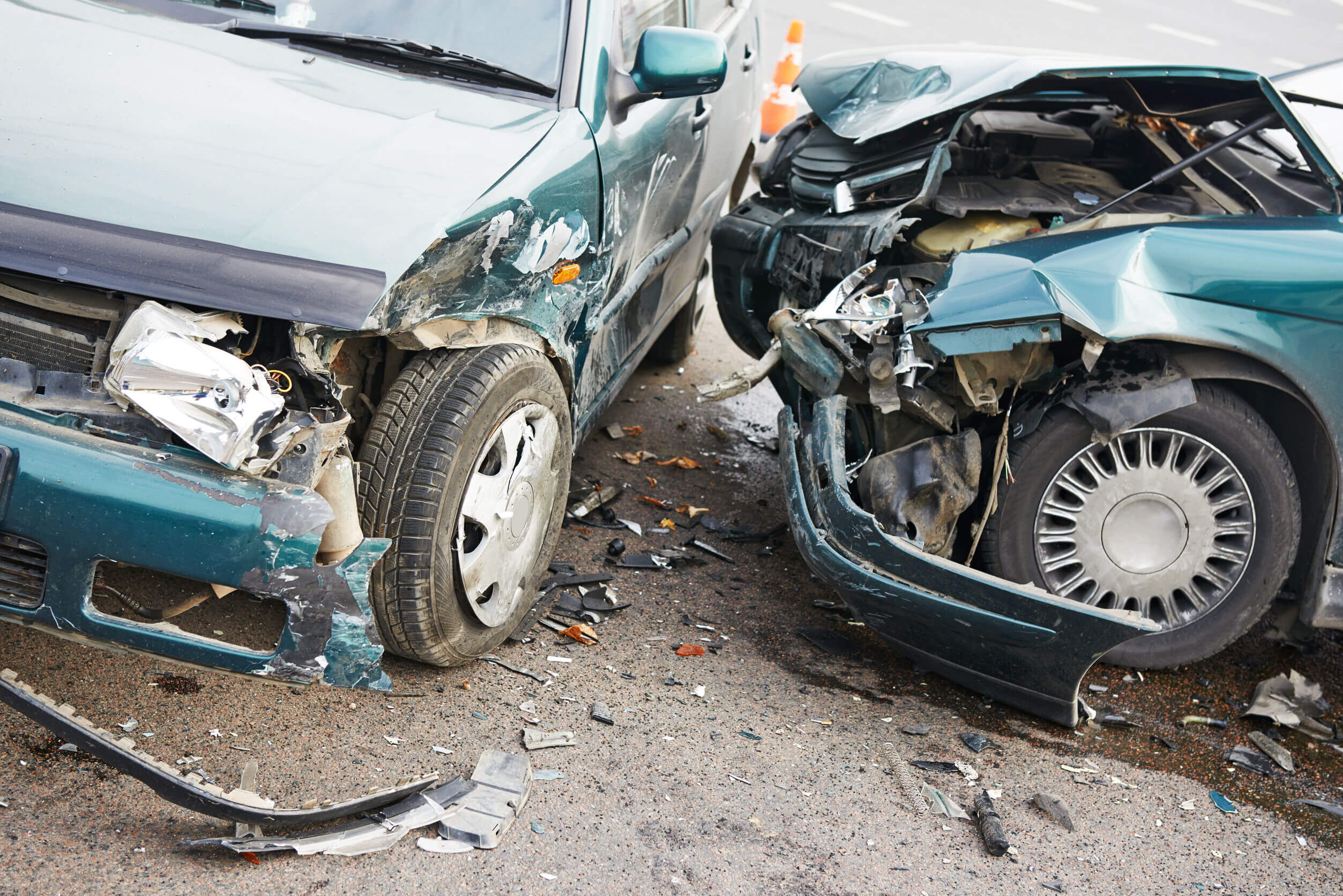 Ways Others' Negligence Causes Texas Auto Accidents