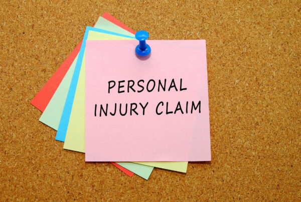 Some of the Most Common Personal Injury Claims in Texas
