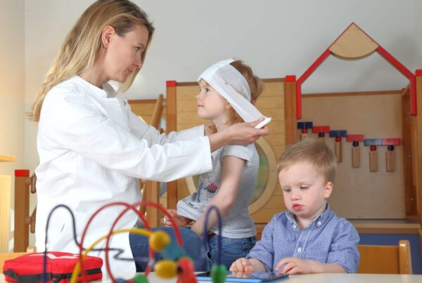 Texas Daycare Injuries Caused by Negligence