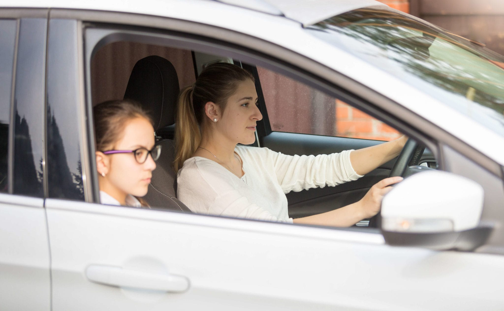 School's Starting Again -- What Texas Drivers Can Do to Keep Kids Safe