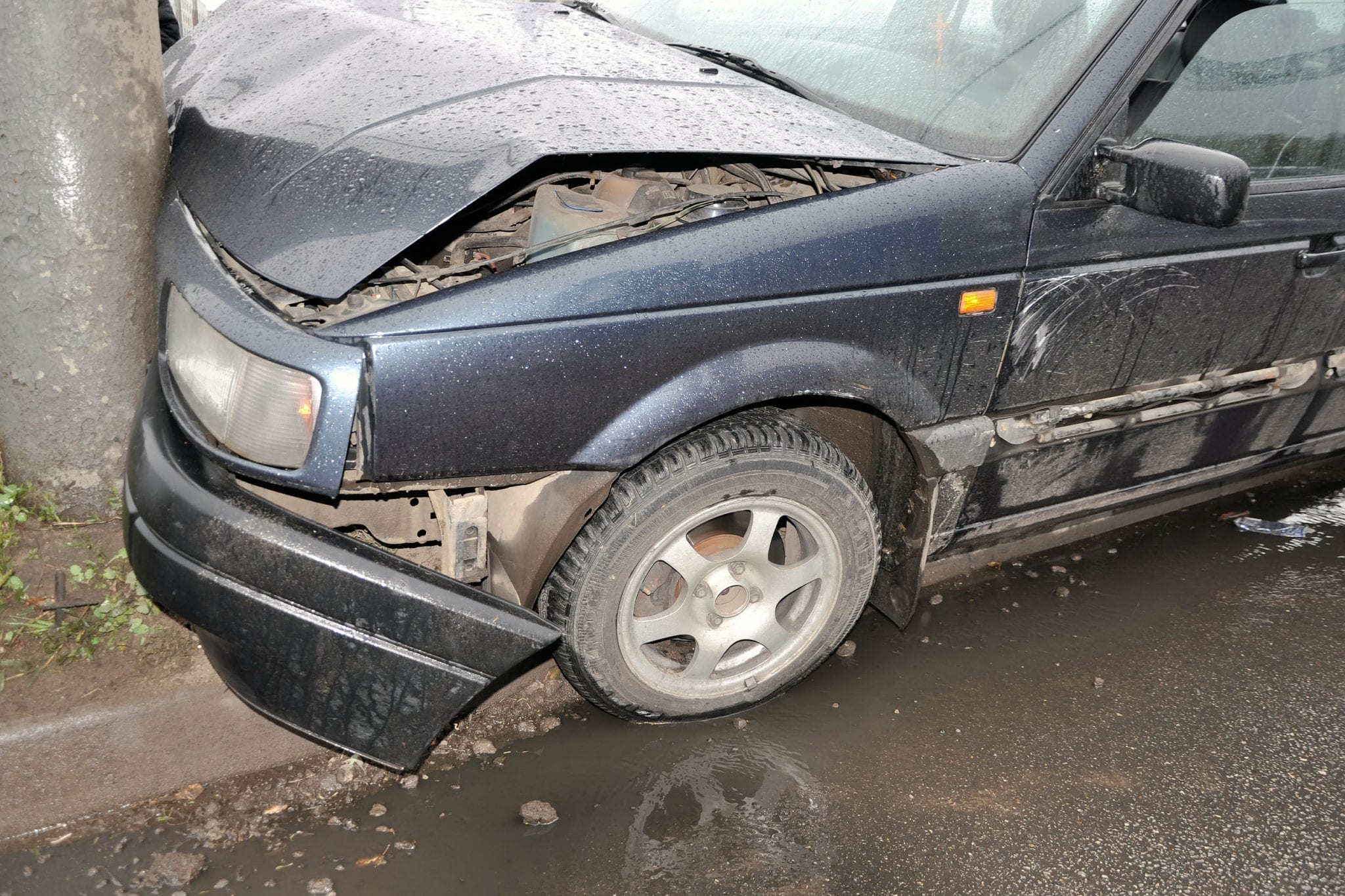 Can Another's Negligence Ever Cause a Single-Car Accident in Texas?