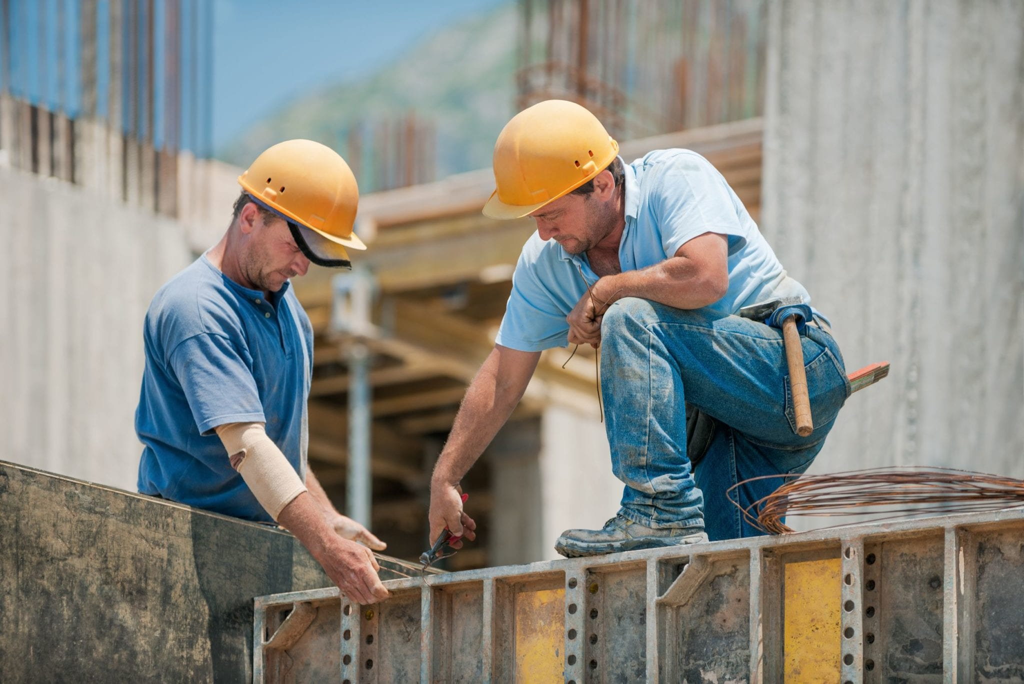 Why So Many Construction Workers Get Hurt on the Job in Texas