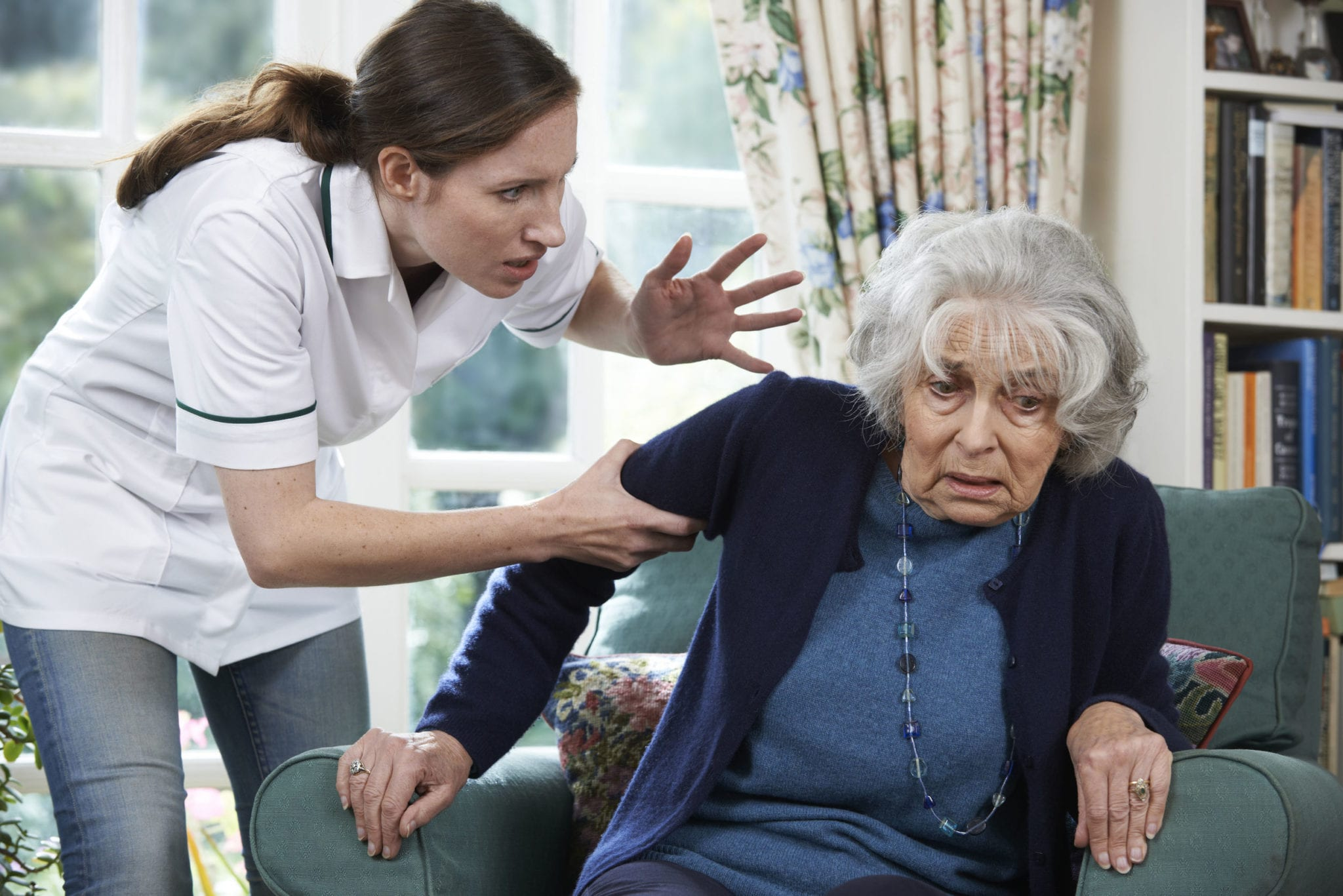 Is A Texas Nursing Home Abusing or Neglecting Your Loved One?
