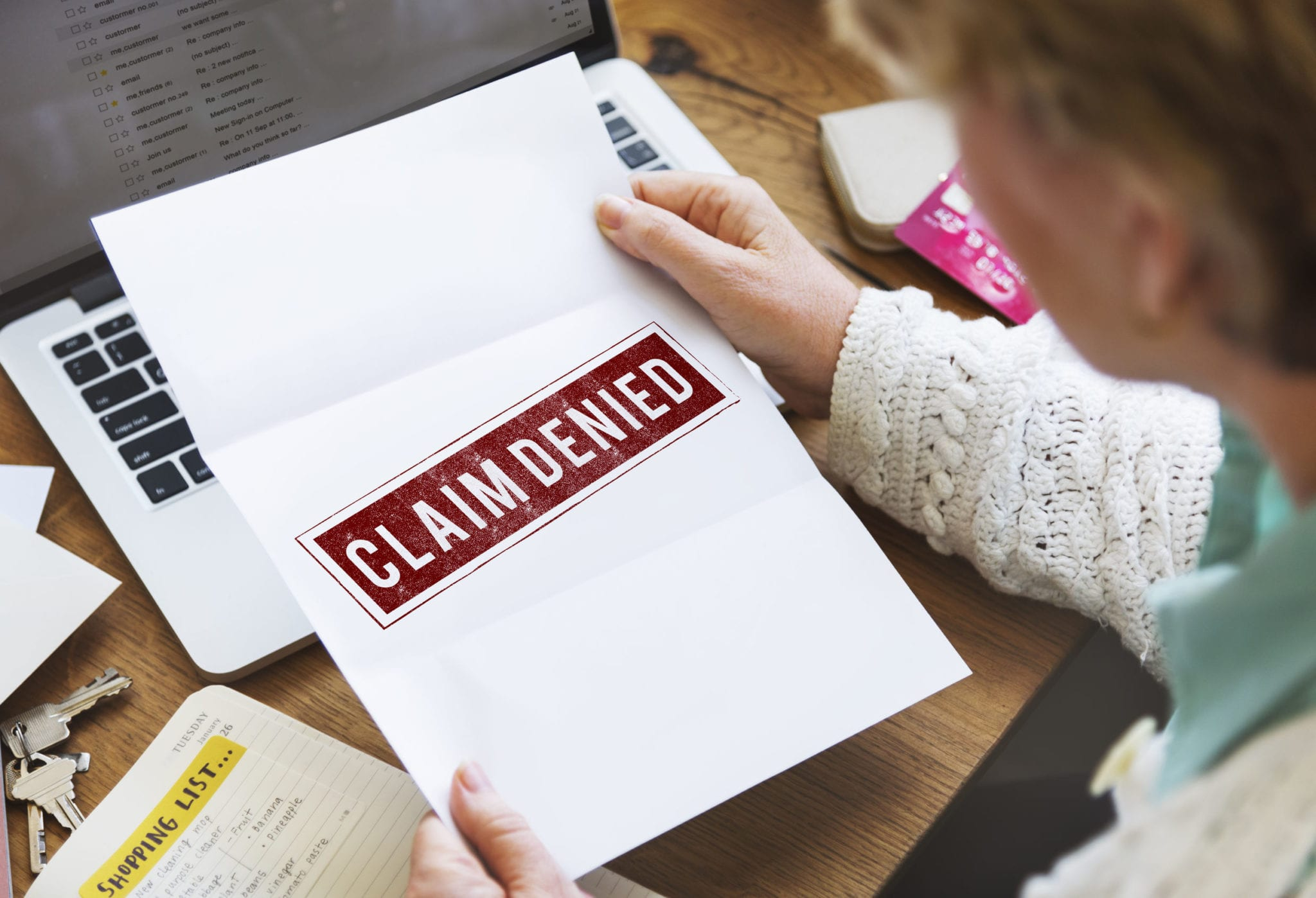 Why Is Your Texas Homeowner's Insurance Denying Your Claim?