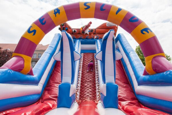 Texas Bounce House Injuries: Who's Liable?