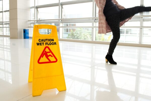 Texans Are Likely to Slip and Fall in These Places