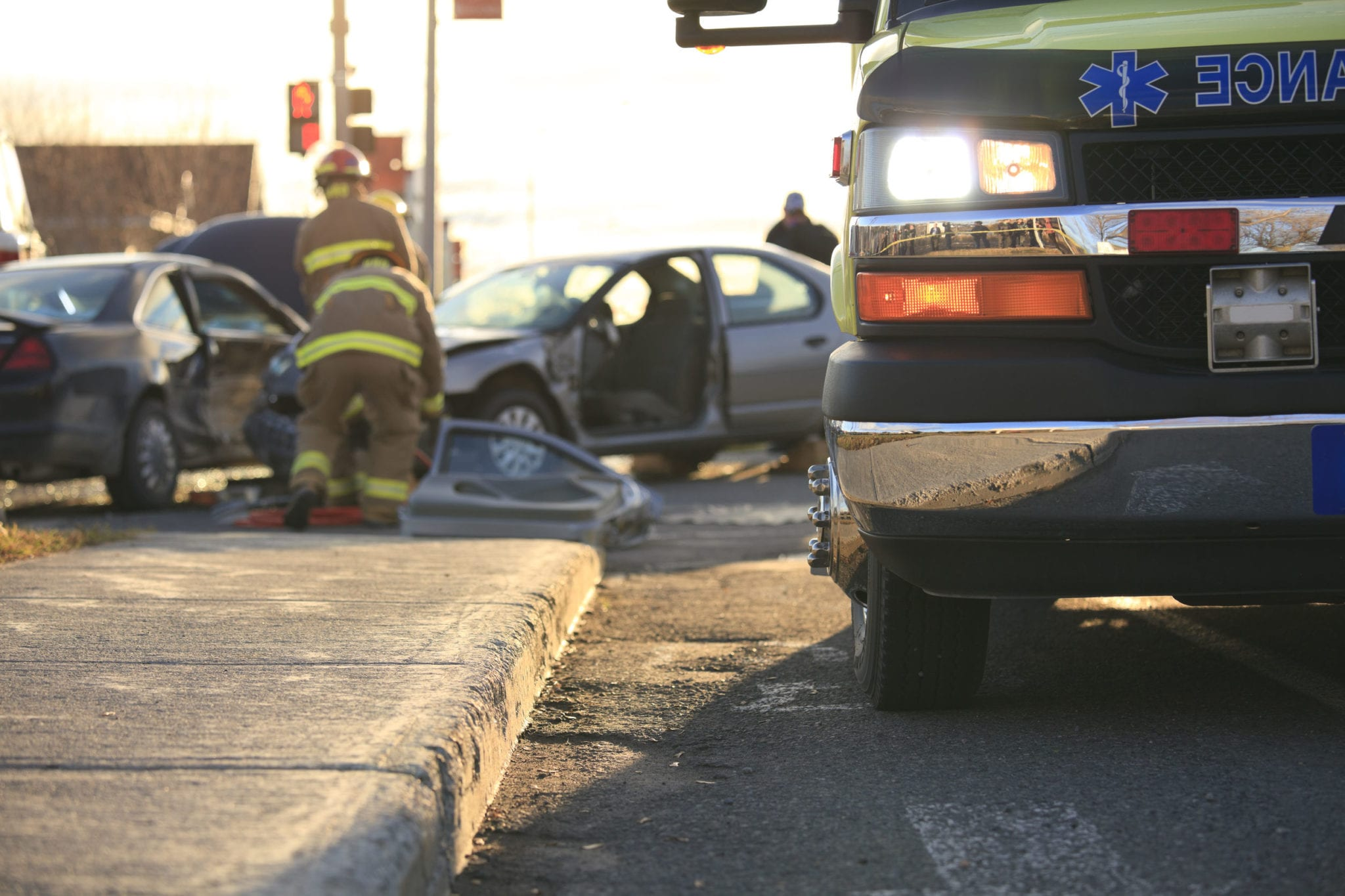 Fort Worth Car Accident Attorney