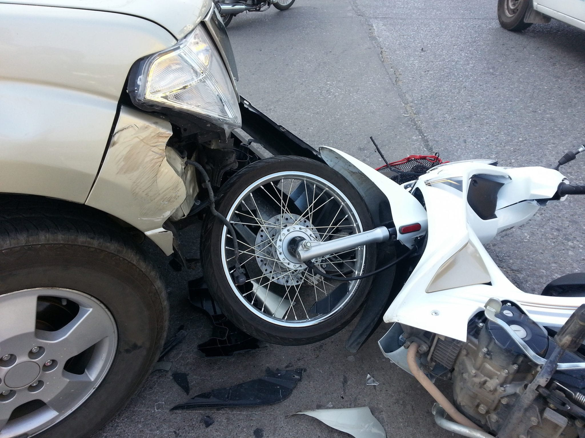 What's Next After You Suffer a Motorcycle Crash in Texas?