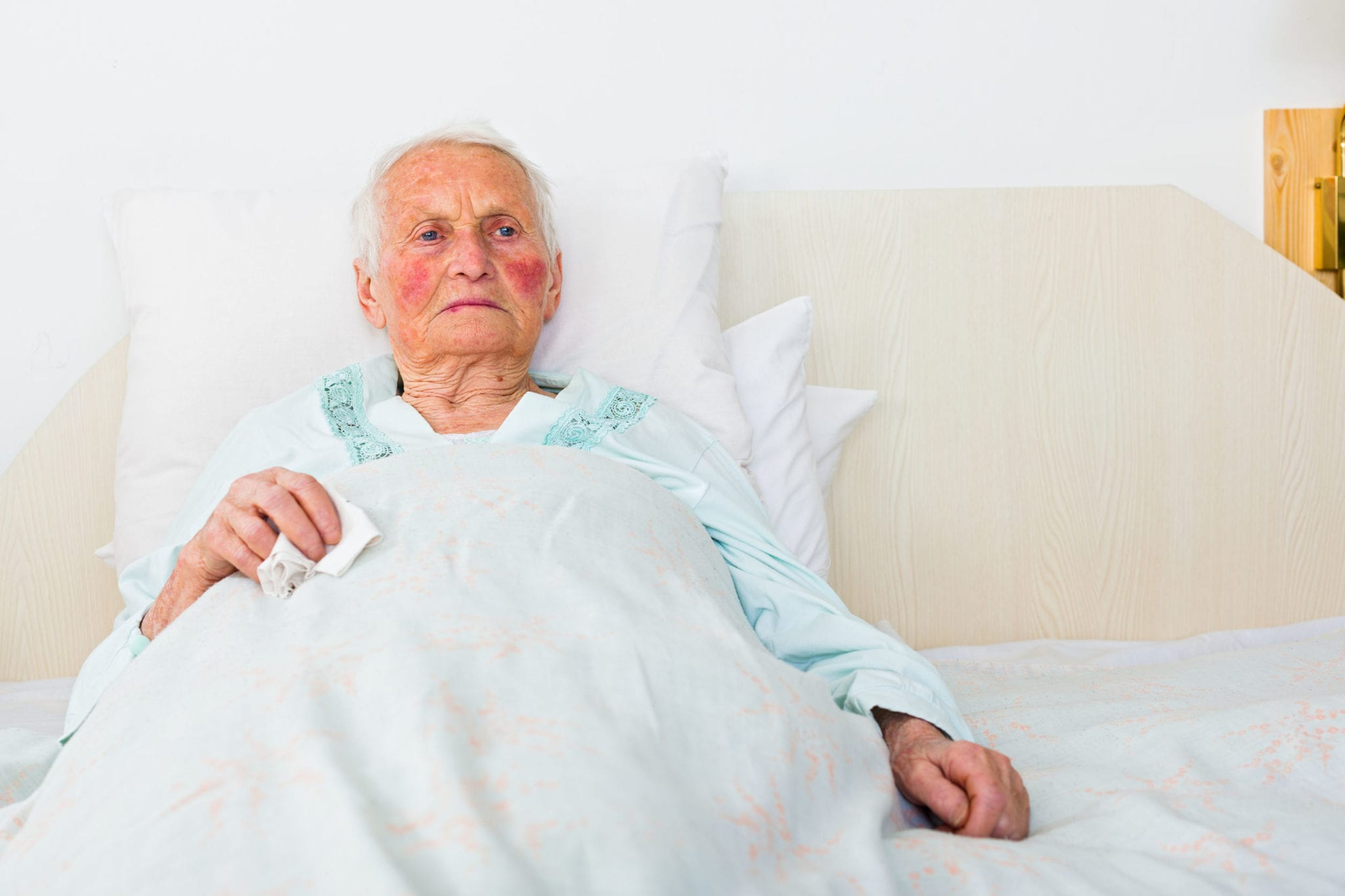 Suspect Nursing Home Abuse? What Texans Can Do