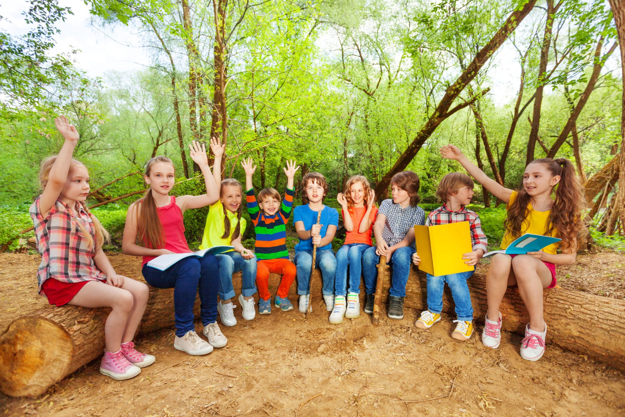 Texas Summer Camp Checklist: How to Protect Your Kid