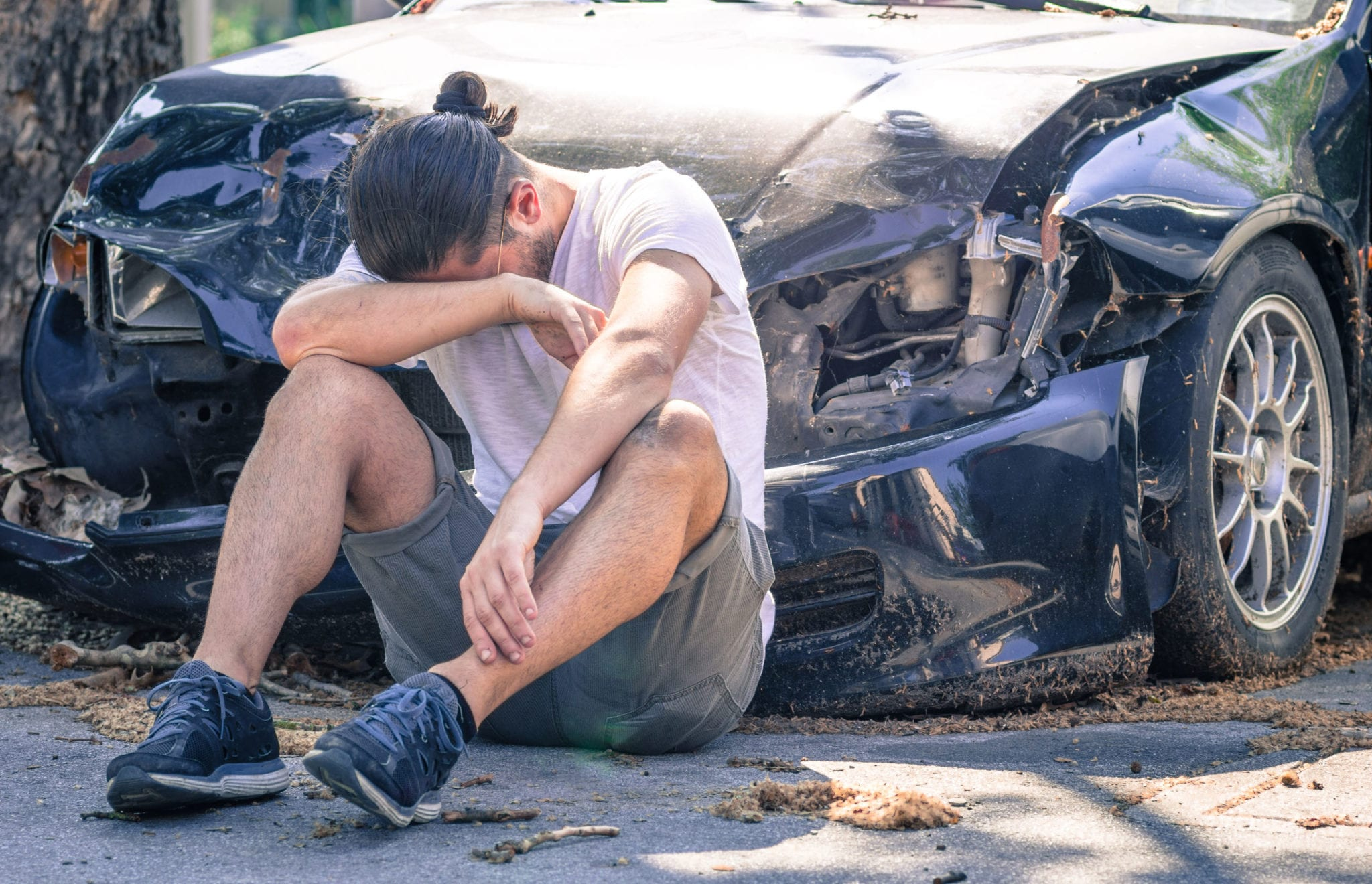 Did You Know More Texans Get into Car Crashes over the Summer?