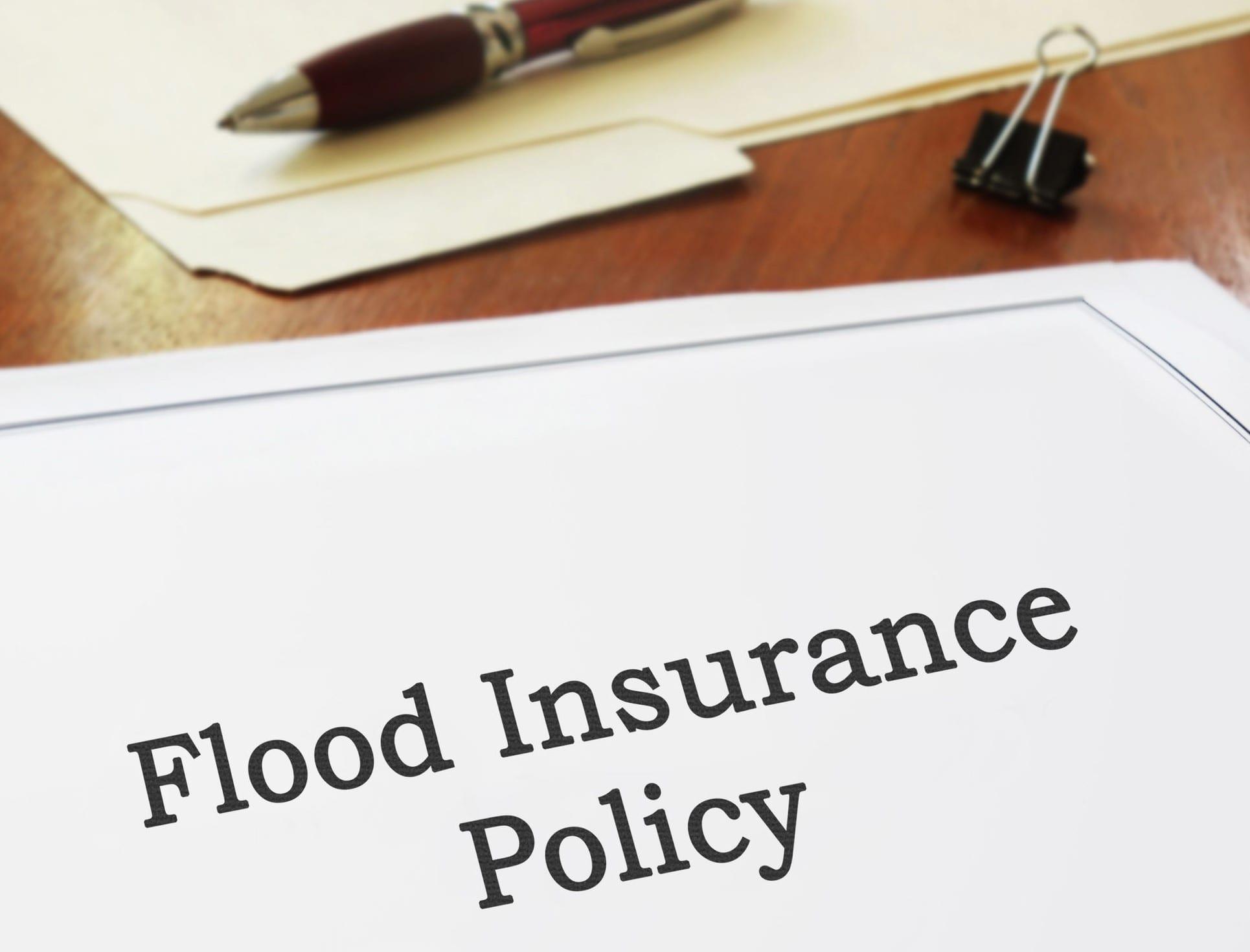 Texas Flood Insurance Claims