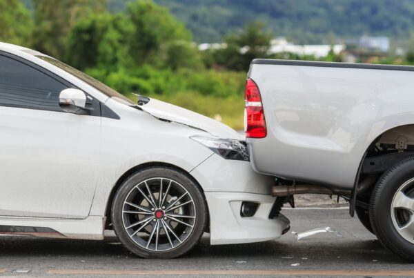 I Rear-Ended Someone Who Slammed Their Brakes in TX - Who's Liable?