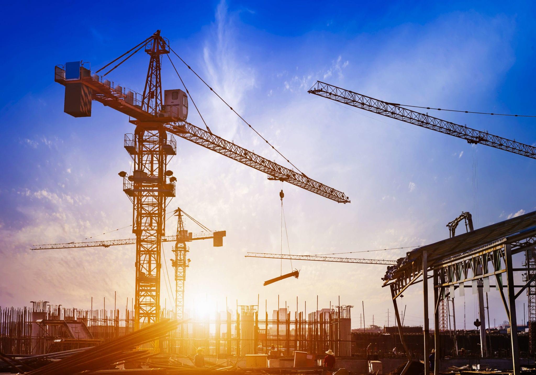 Texas Construction Crane Accidents