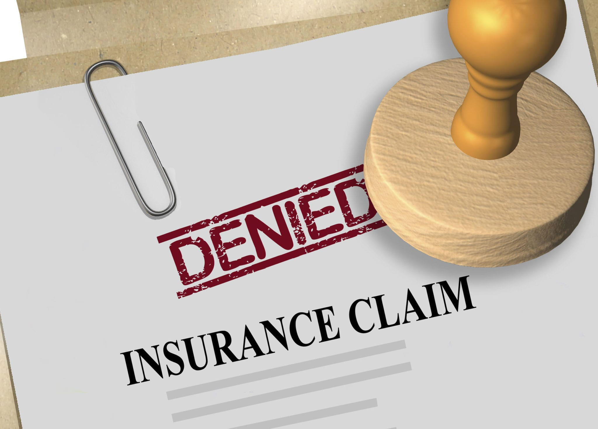 Common Reasons Texas Insurers Deny Homeowners' Claims (And What to Do)