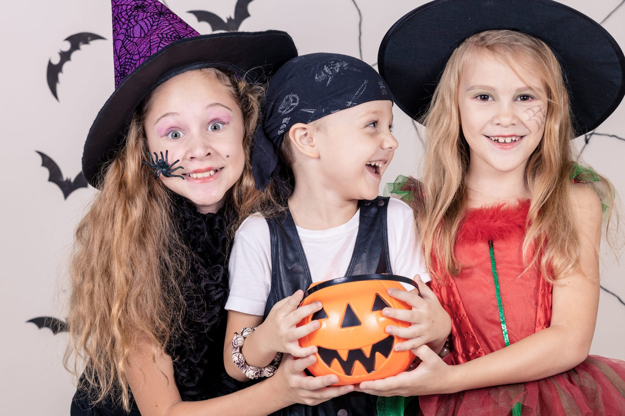 Halloween in Texas: Delicious Fun for Kids - If You Know the Dangers