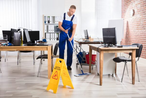 What Happens If You Slip and Fall at Work In Texas?