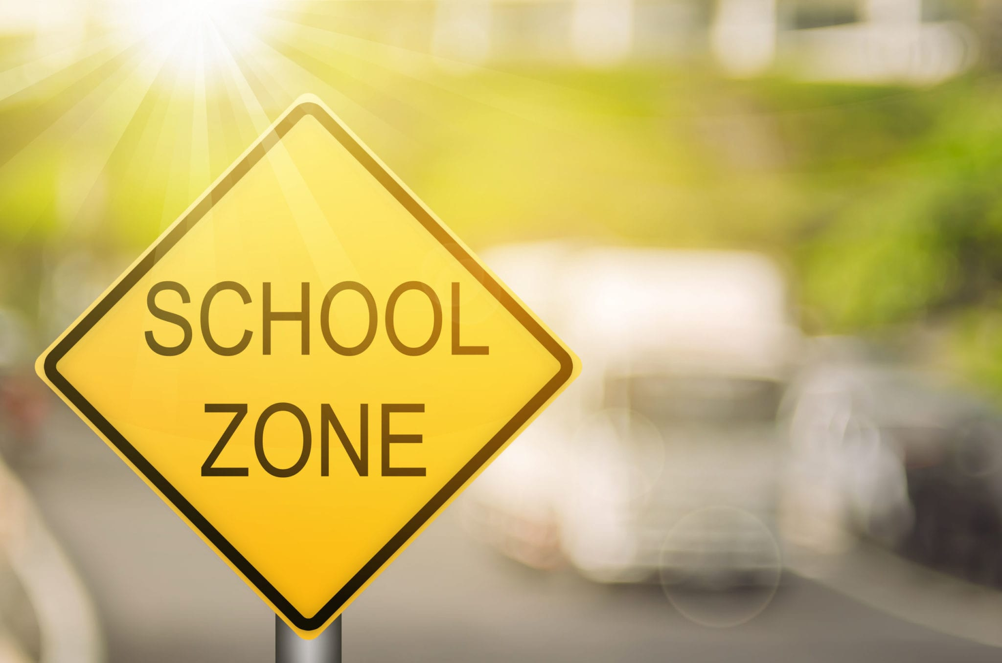 Don't Let School Zone Drop Offs End in a Pedestrian Accident in TX