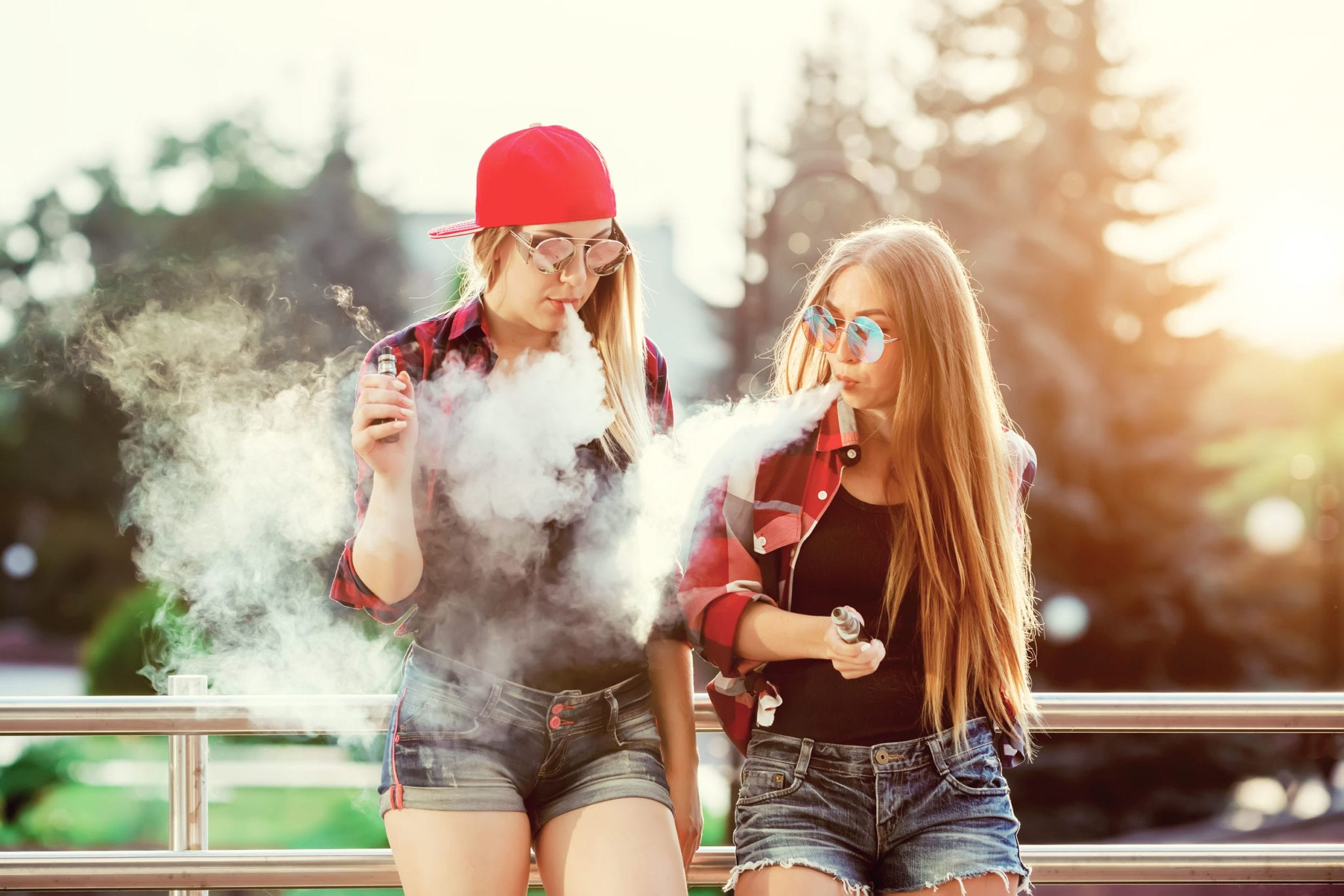 Texas Teens Account for 1 in 4 Injuries Due to Vaping