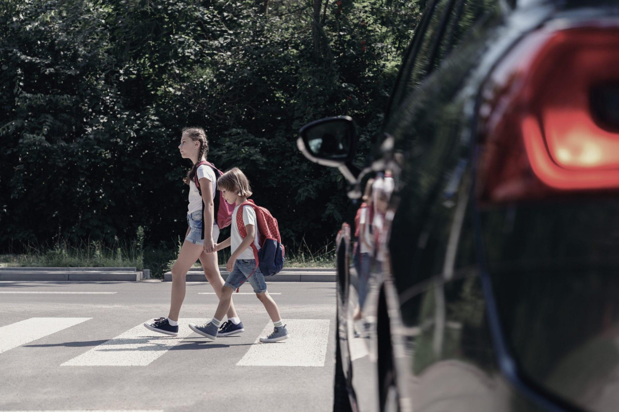 Fort Worth Pedestrian Accidents