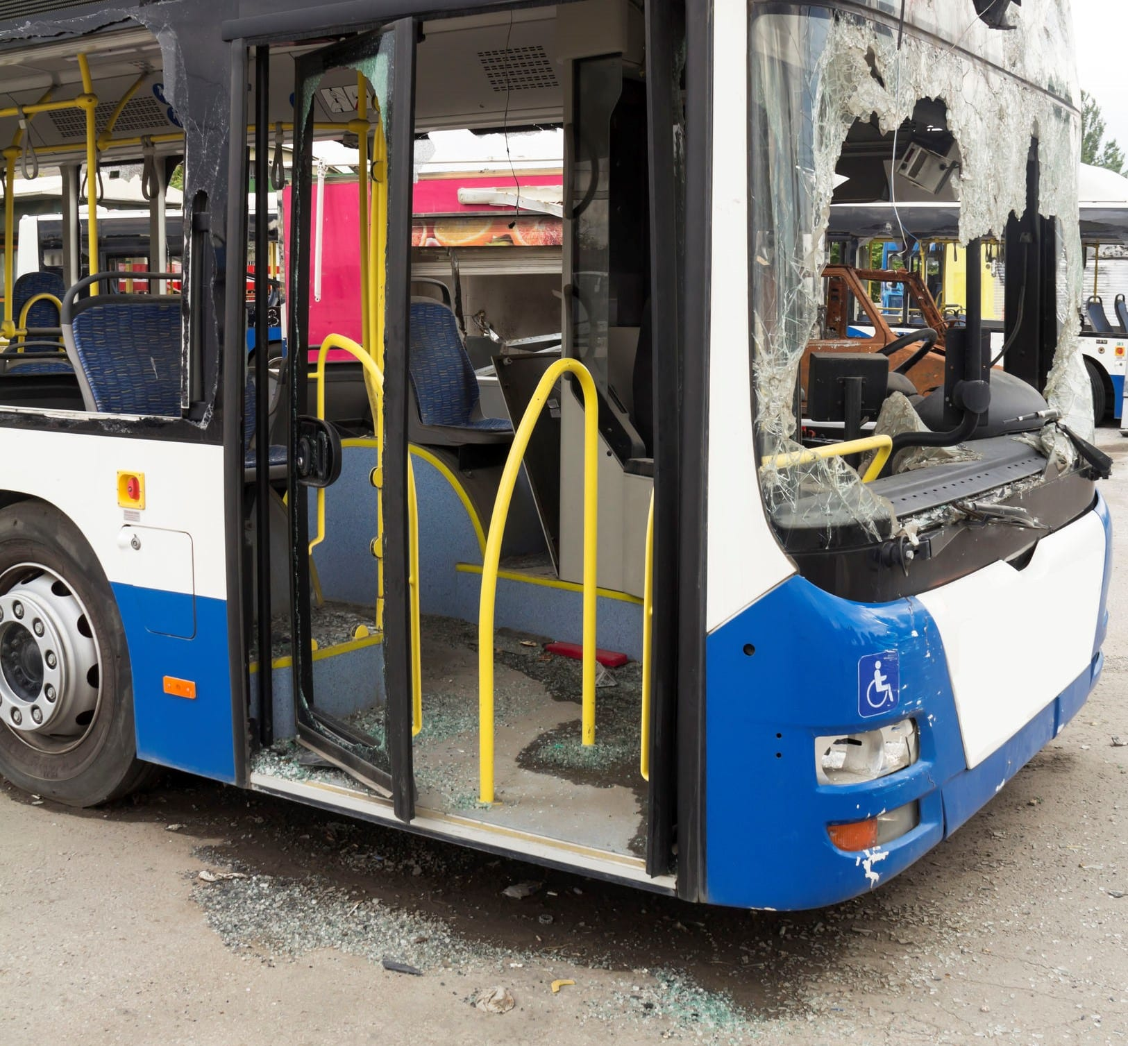 Who's Responsible When You're Injured in a TX DART Bus Accident?