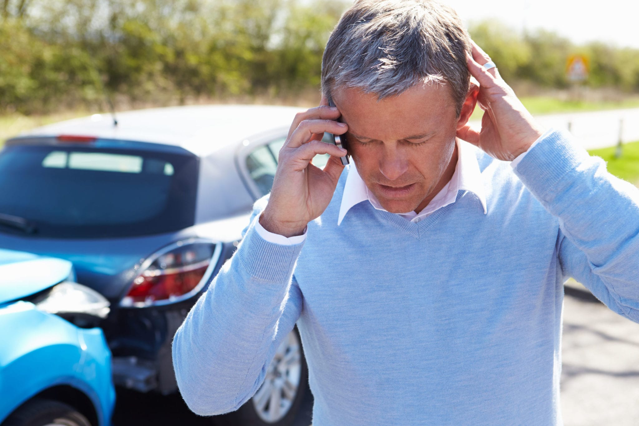 Getting to Work When Your Car's Totaled by a TX Uninsured Motorist